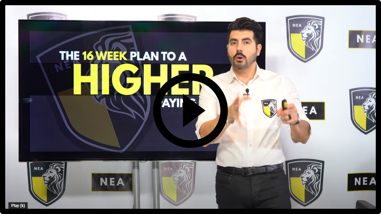 NEA - 16 week plan to get a higher paying job in IT