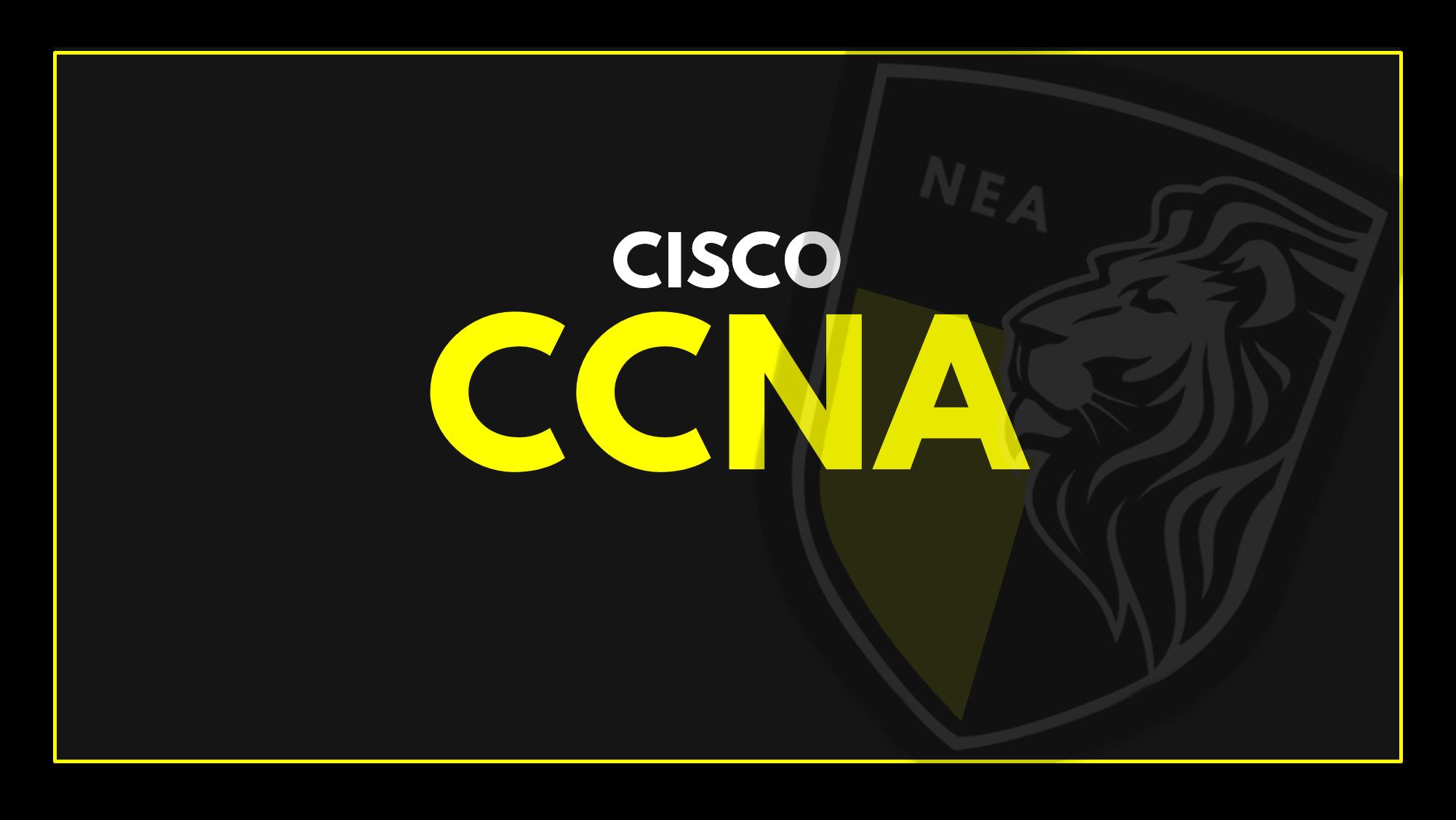 CISCO CCNA 200-301 NEA TRAINING